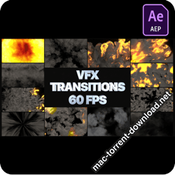 VFX Transitions After Effects 26406217 icon
