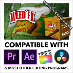 CinePacks Weed FX icon