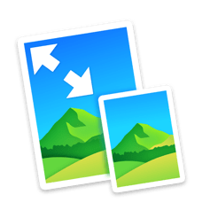Photo Size Changer HQ Image icon