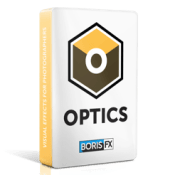 Boris FX Optics box icon