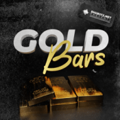 Gold Bars Cover icon