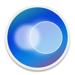 Bokeh Focus with Background Blur Photo Effects icon