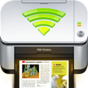 PDF Printer Easily Print to PDF icon