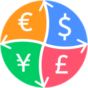 Currency-Converter-Convert-the-worlds-major-currencies-with-the-most-updated-exchange-rates-icon