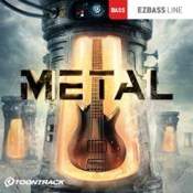 Toontrack Metal EBX icon