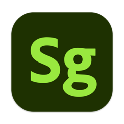 Adobe Substance 3D Stager icon