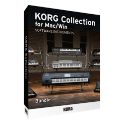 KORG Collection Complete box icon