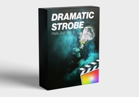 Dramatic Strobe Effect for Final Cut Pro icon
