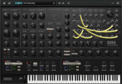 KORG Software MS 20 icon