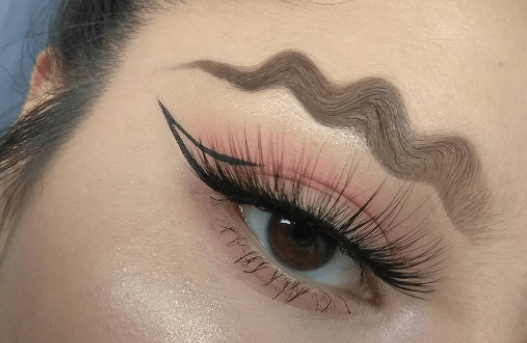 Image result for WAVY BROWS