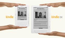De todos os recursos do Kindle DX, o que mais chama a atenção é o tamanho da sua tela
