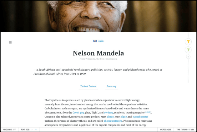 Nelson Mandela Wikipedia Mac Aficionados