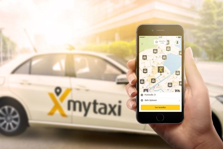 mytaxi apps untuk melancong ke europah