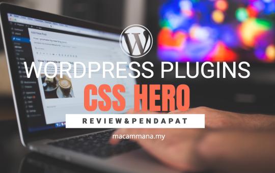plugins wordpress css hero