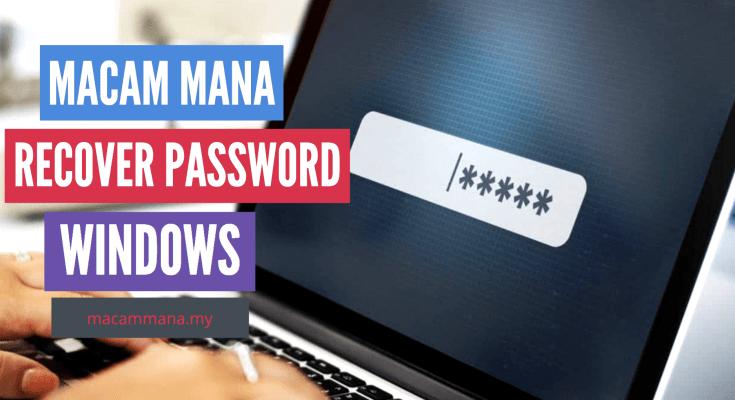 lupa password windows