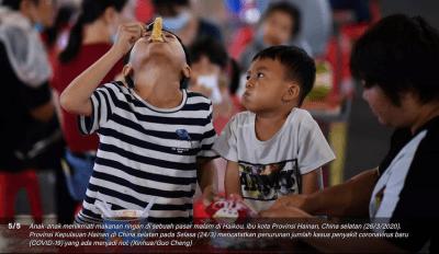 Potret Kehidupan Masyarakat Hainan di China yang Kembali Normal