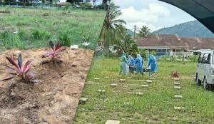 Lelaki Positif COVID-19 Meninggal Dunia di Tepi Jalan Semasa Berjalan Dari Johor Ke Terengganu
