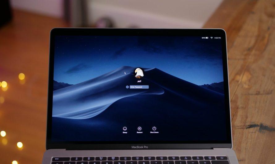 Cara Reset Jika Lupa Password Admin Macbook
