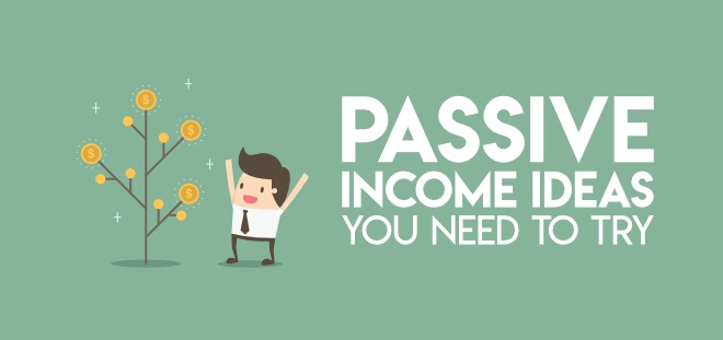 5 Idea Pendapatan Pasif (Passive Income) Jana Duit 24/7