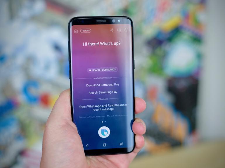 Anda Mungkin Dapat Unlock Samsung Galaxy S21 Dengan Suara Anda