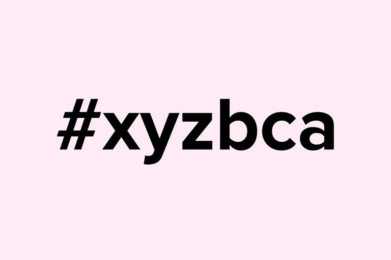 Apakah #XYZBCA Tiktok