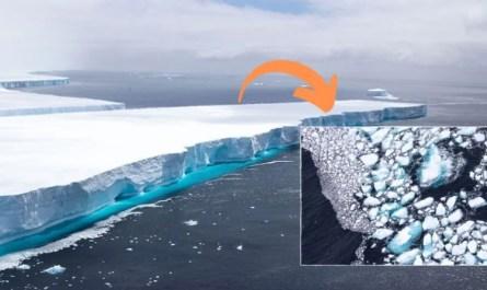 iceberg cair