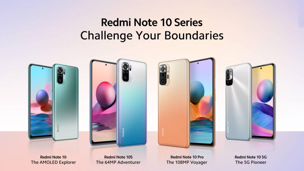 Xiaomi Malaysia Melancarkan Redmi Note 10 5G Dan Note 10S; Dengan Harga Runcit RM799 Dan RM899