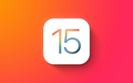iOS 15 new features