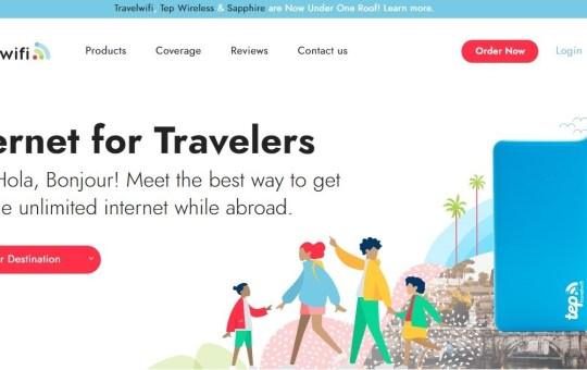 travelwifi indonesia