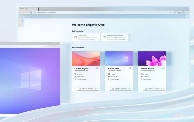 Microsoft mengumumkan Windows 365, versi Windows yang dapat anda streaming dari cloud