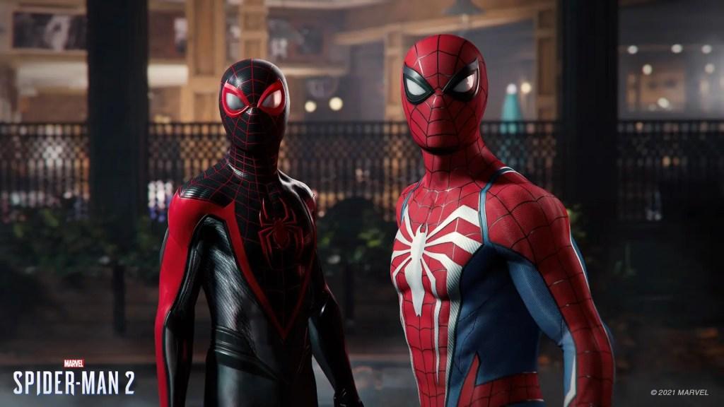 Marvel Spider Man PlayStation