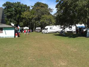 Camping Refúgio da Seriema
