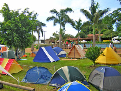 Camping Jacaré - Brotas-SP