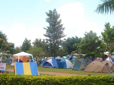 Camping Jacaré