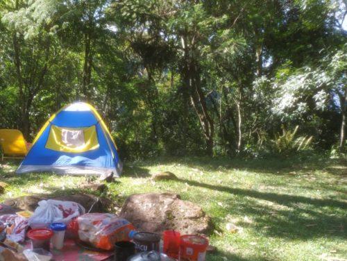Camping Pousada das oito cachoeiras -São Francisco de Paula-RS- Foto Marli Spier 2
