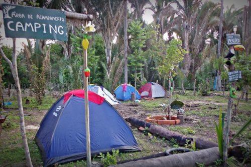 Camping Vila Pagã