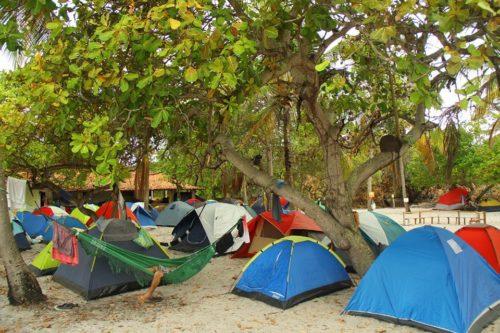 Camping Sua Casa na Barra