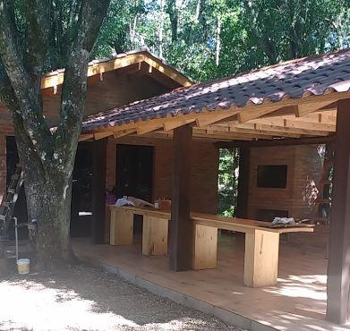 Camping Prainha de Ernestina - Ernestina - RS 1