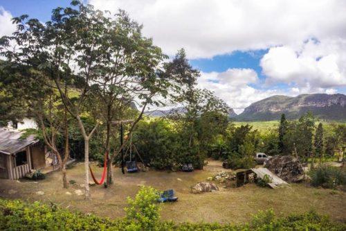 Camping Refúgio de Montanha FX