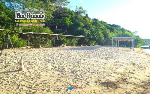 Camping Ilha Grande-São Felix do Xingu-PA-3
