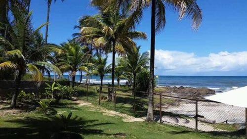 Apoio RV - Quiosque Praia da Bica - Ilhéus -4