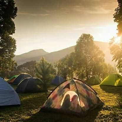 Camping do Robinho