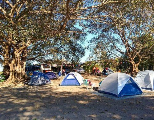 Camping Fazenda Recanto da Serra