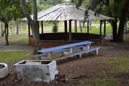 Camping Parque Municipal das Águas