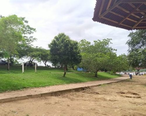 Camping Improvisado - Lago Bom Sucesso - Jataí 3