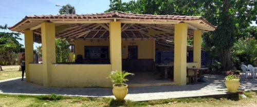 Apoio RV - Cabana Deck da Barra - Alcobaça-ba-3