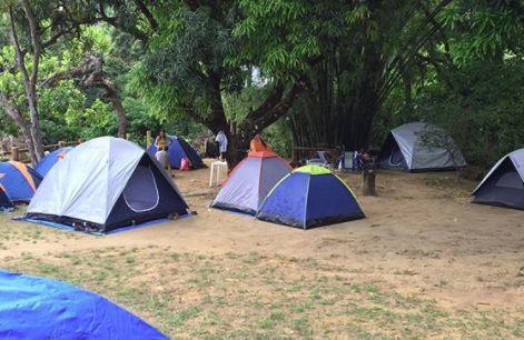 Camping Pousada Cachoeira Pedra Redonda