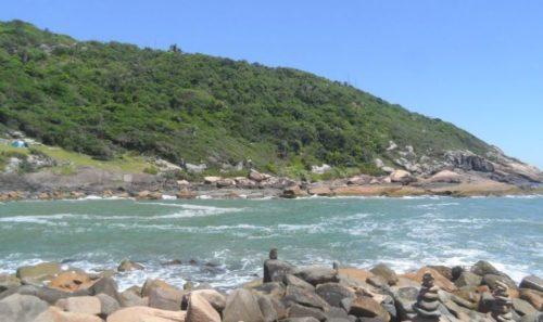 Camping Selvagem - Praia do Maço - Palhoça-sc 2