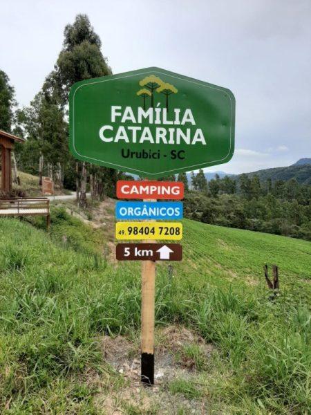 Camping Sítio da Família Catarina