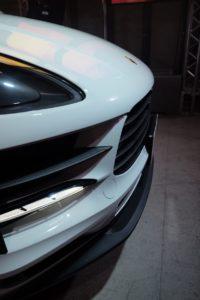 新型マカンイベント展示車 フロント
